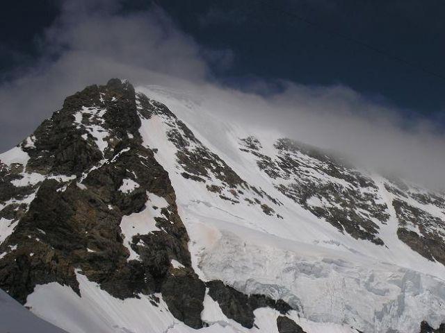 Zdjęcia: Przełęcz Jungfraujoch, Alpy Berneńskie , Widoczek 6, SZWAJCARIA
