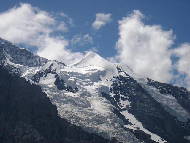 Zdjęcia: Przełęcz Jungfraujoch, Alpy Berneńskie , Widoczek 10, SZWAJCARIA