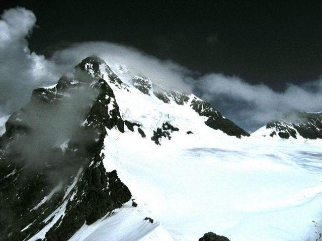 Zdjęcia: Przełęcz Jungfraujoch, Alpy Berneńskie , Widoczek 14, SZWAJCARIA