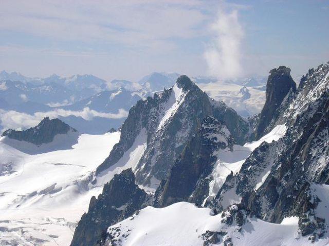 Zdjęcia: Przełęcz Jungfraujoch, Alpy Berneńskie , Widoczek 16, SZWAJCARIA