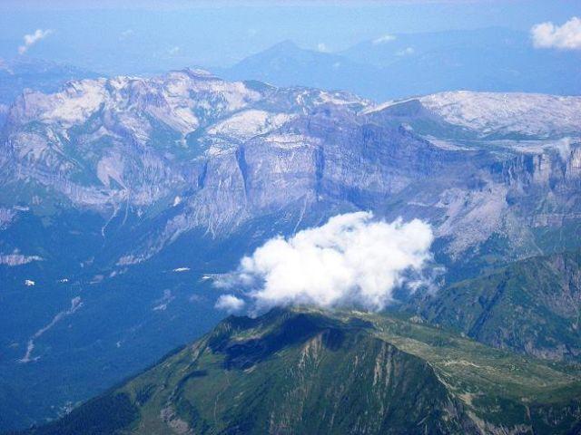 Zdjęcia: Przełęcz Jungfraujoch, Alpy Berneńskie , Widoczek 20, SZWAJCARIA