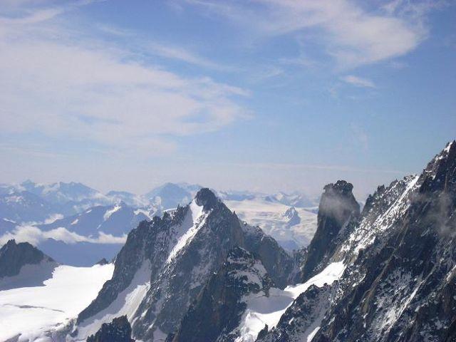 Zdjęcia: Przełęcz Jungfraujoch, Alpy Berneńskie , Widoczek 21, SZWAJCARIA