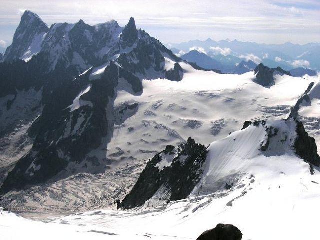 Zdjęcia: Przełęcz Jungfraujoch, Alpy Berneńskie , Widoczek 22, SZWAJCARIA