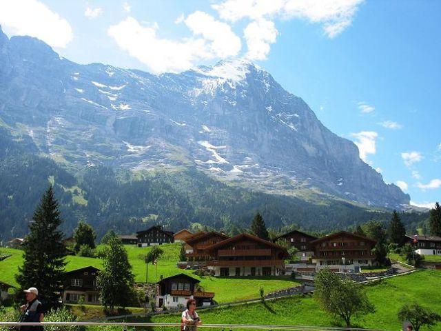 Zdjęcia: Grindelwald, Alpy Berneńskie , W drodze na Jungfraujoch, SZWAJCARIA