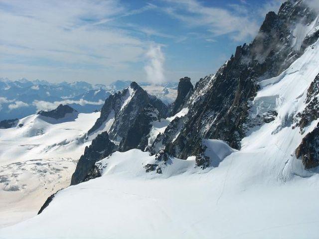 Zdjęcia: Przełęcz Jungfraujoch, Alpy Berneńskie , Widoczek 28, SZWAJCARIA