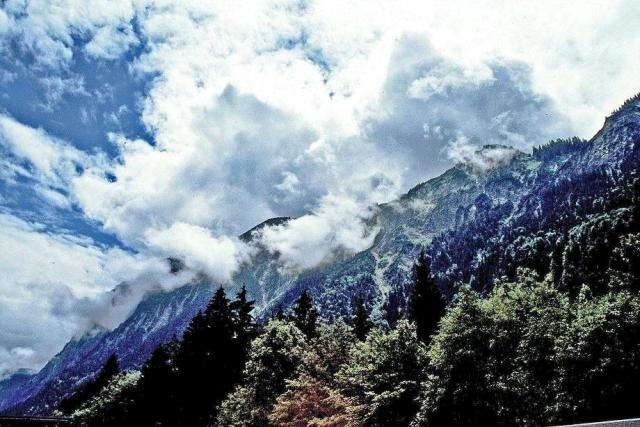 Zdjęcia: Alpen ARENA, OT ALPY, SZWAJCARIA