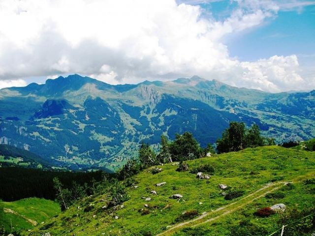 Zdjęcia: Okolice Montreux, Klimaty Szwajcarii, SZWAJCARIA