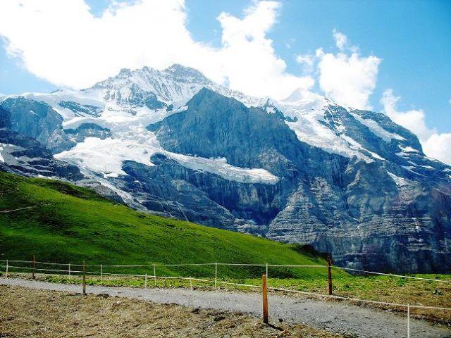 Zdjęcia: Okolice Jungfraujoch, Kilimaty Szwajcarii, SZWAJCARIA