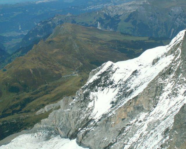 Zdjęcia: Jungfaujoch, Jungfraujoch 3454m, SZWAJCARIA