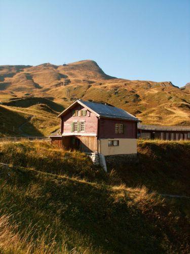 Zdjęcia: w drodze do Kleine Scheidegg 2061m, Na szlaku, SZWAJCARIA