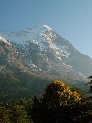 Zdjęcia: Grindelwald, Tam zawsze jest jak u Pana Boga za piecem..., SZWAJCARIA