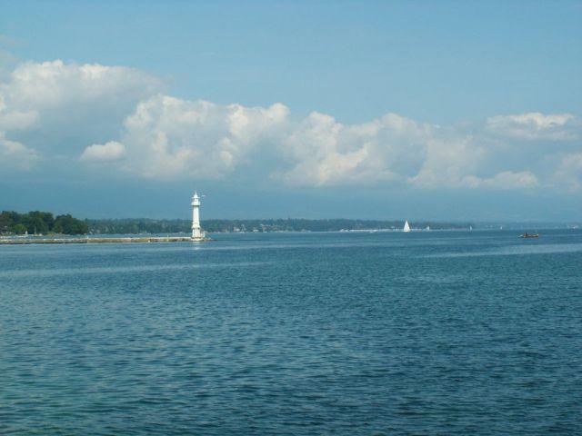 Zdjęcia: Genewa, Jezioro Genewskie 1, SZWAJCARIA