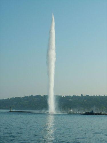 Zdjęcia: Genewa, Jezioro Genewskie 2, SZWAJCARIA