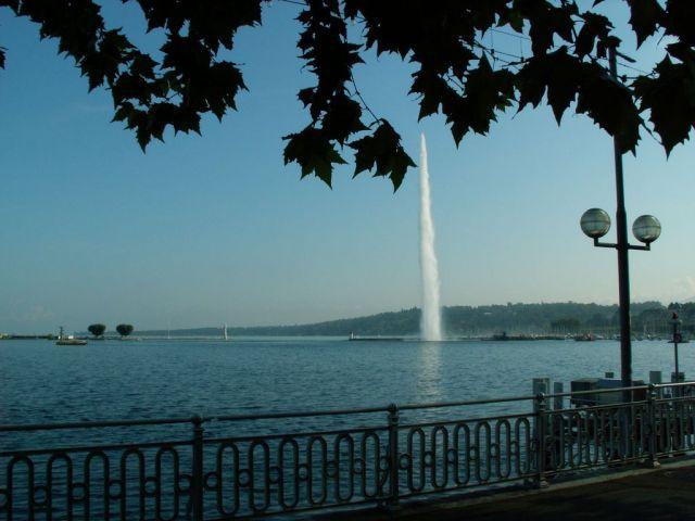 Zdjęcia: Genewa, Jezioro Genewskie 3, SZWAJCARIA
