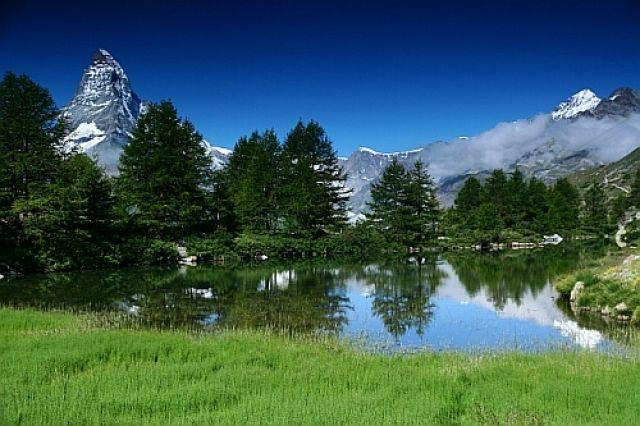 Zdjęcia: Zermatt, Matterhorn, SZWAJCARIA