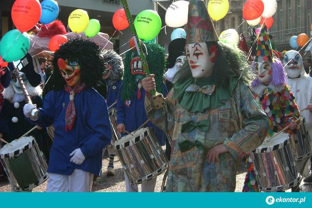 Zdjęcia: ---, ---, Karnawał w Szwajcarii, SZWAJCARIA