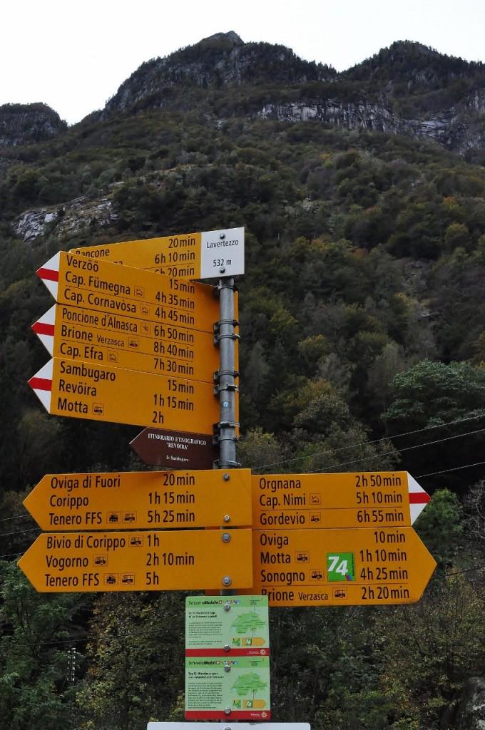 Zdjęcia: Lavertezza, Kanton Ticino, Lavertezzo, SZWAJCARIA