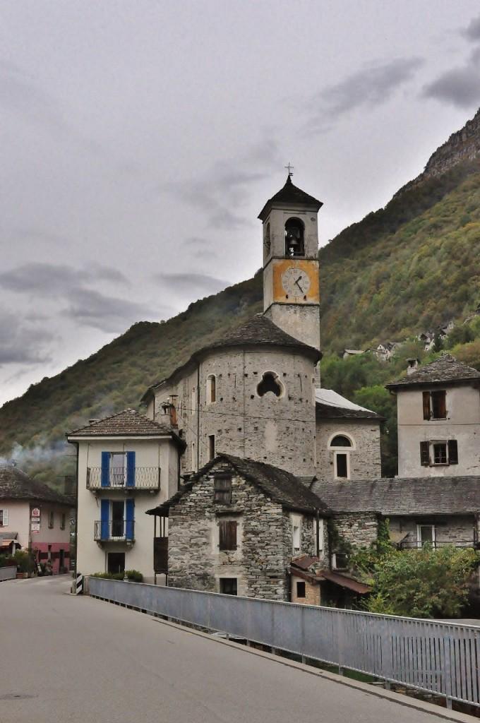 Zdjęcia: Lavertezzo, Kanton Ticino, Lavertezzo, SZWAJCARIA