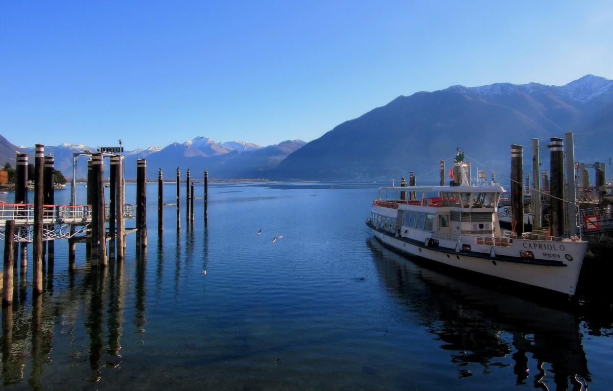 Zdjęcia: Locarno, Ticino, w Locarno..., SZWAJCARIA