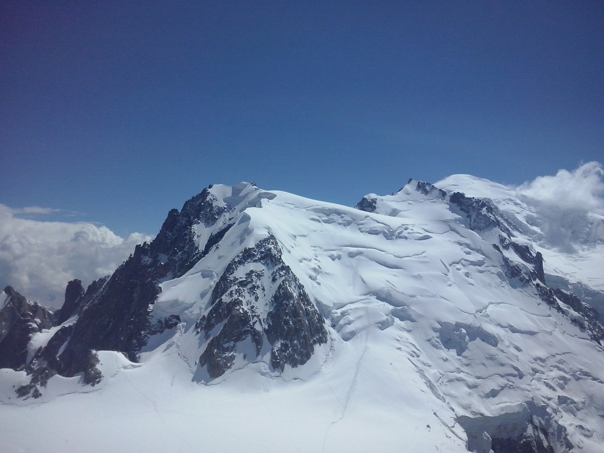 Zdjęcia: Alpy, Alpy, Mont Blanc, SZWAJCARIA