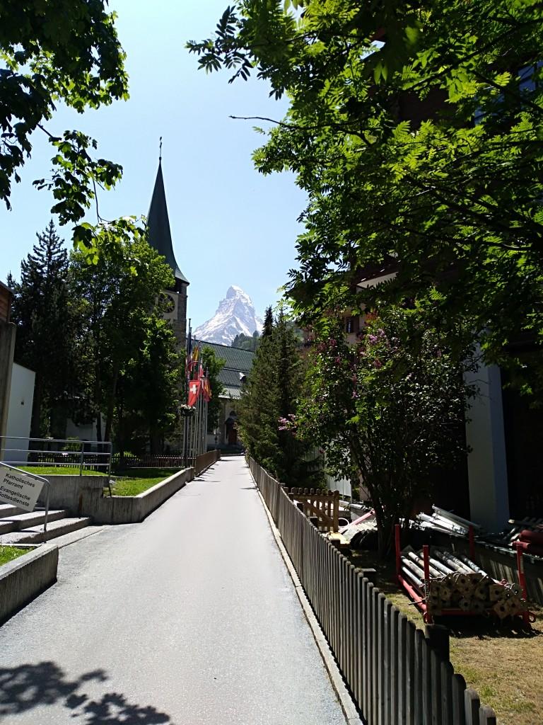 Zdjęcia: Zermatt, Alpy, Zermatt, SZWAJCARIA