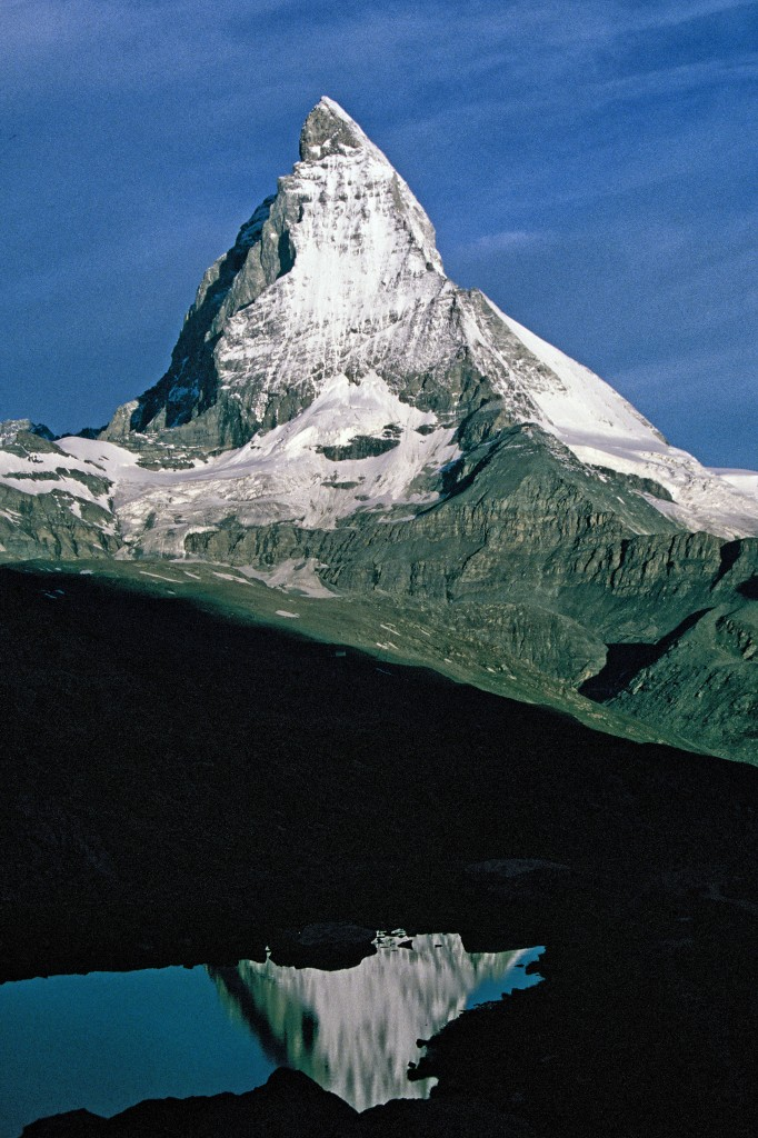 Zdjęcia: Masyw Monte Rosa, Wallis, Matterhorn, SZWAJCARIA