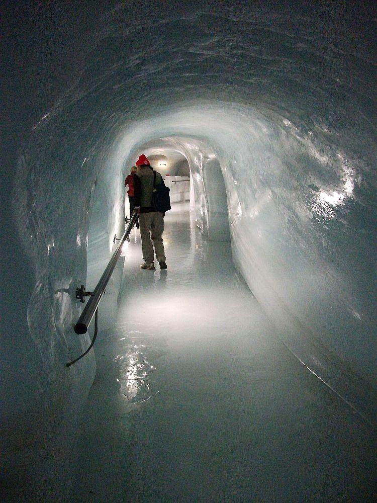 Zdjęcia: Jungfraujoch, Alpy, Junfraujoch. Pałac Lodowy. 3454 m. n.p.m., SZWAJCARIA