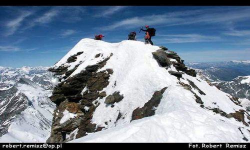 Zdjecie SZWAJCARIA / Alpy / Matterhorn / PIRAMIDA EUROPY III