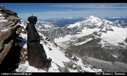 Zdjecie SZWAJCARIA / Alpy / Matterhorn / PIRAMIDA  EUROPY IV
