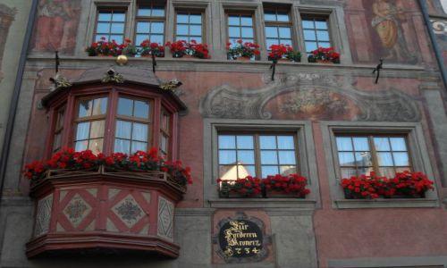 SZWAJCARIA / Schaffhausen / Stein am Rhein / Stein am Rhein