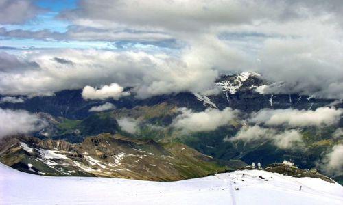 Zdjęcie SZWAJCARIA / Valais / Gdzieś po drodze pomiędzy Zermatt a Klein Matterhorn  / Gdzieś po drodze na Matterhorn