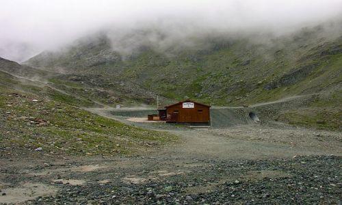 Zdjęcie SZWAJCARIA / Valais / Gdzieś po drodze pomiędzy Zermatt a Klein Matte / Gdzieś po drodze było słychać gwizd świstaków.