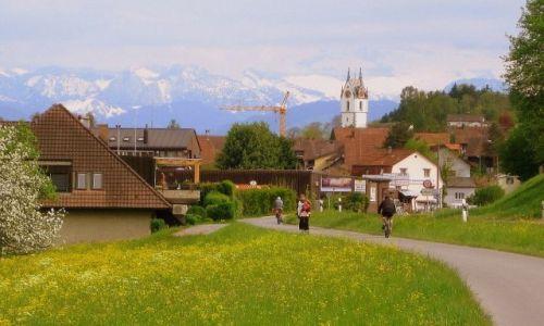 SZWAJCARIA / Zurich / Zurich / Wiosna w Szwajcarii