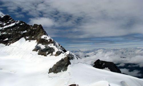 Zdjęcie SZWAJCARIA / Alpy Berneńskie / Jungfraujoch / i jeszcze Alpy