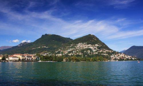 Zdjęcie SZWAJCARIA / Kanton Ticino / Lugano / Lugano
