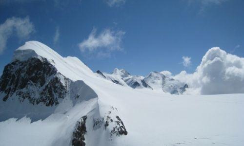 Zdjęcie SZWAJCARIA / - / Klein Matterhorn / Konkurs
