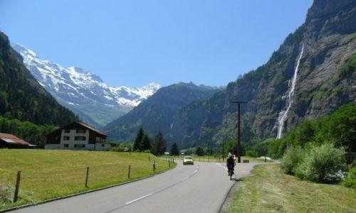 SZWAJCARIA / Lauterbrunen / Lauterbrunen / Alpy