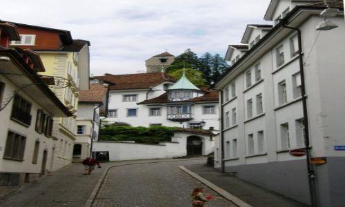 Zdjęcie SZWAJCARIA / Lucerna / Lucerna / Uliczki i kamieniczki
