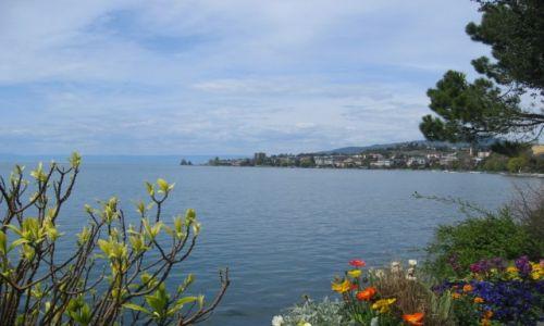Zdjęcie SZWAJCARIA / Vaud / Montreux / Montreux