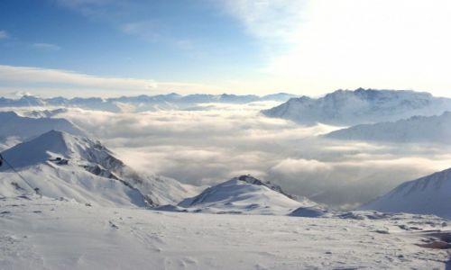 SZWAJCARIA / Gryzonia / Samnaun / Europejski trojkat alpejski