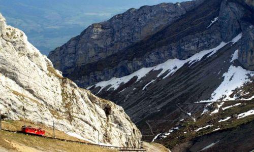 SZWAJCARIA / Alpy / Pilatus / w górach