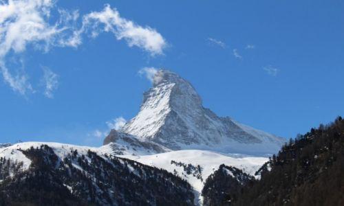 Zdj�cie SZWAJCARIA / - / Matterhorn / Zermatt
