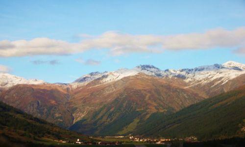 Zdjęcie SZWAJCARIA / Alpy szwajc. / fiesch / w drodze powrotnej