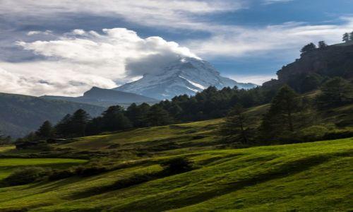 Zdj�cie SZWAJCARIA / Valais / Zermatt / Wulkan