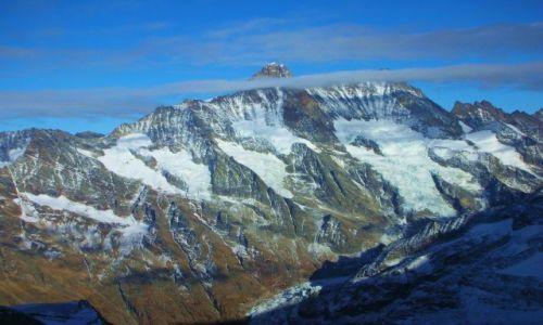 Zdjęcie SZWAJCARIA / Alpy szwajc. / za griendwald / w drodze na jungfraujoch