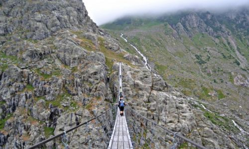 Zdj�cie SZWAJCARIA / Bern /  Triftgletscher /  Triftgletscher