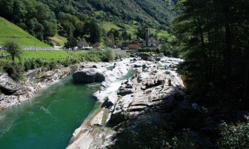 Zdj�cie SZWAJCARIA / Locarno / Lavertezzo / Moja Szwajcaria :)