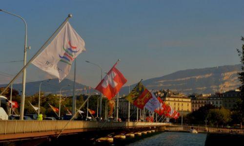 Zdj�cie SZWAJCARIA / Szwajcaria / Genewa / Mont blanc geneva