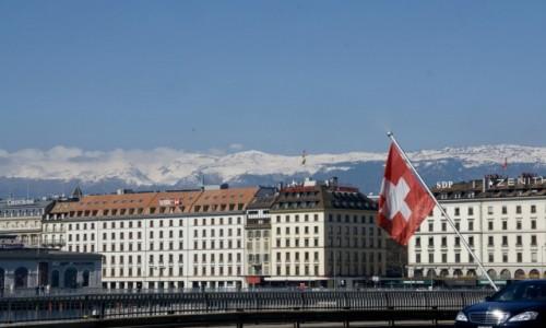 Zdjecie SZWAJCARIA / Genewa / Genewa / Genewa