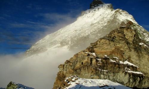 Zdjecie SZWAJCARIA / Alpy Zach / Matterhorn / Matt